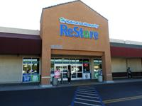 The Habitat OC ReStore in Anaheim is located at 1656 West Katella Avenue