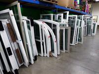 The Habitat OC ReStore sells new and gently used windows, doors, lighting, flooring, carpet, tiles and more