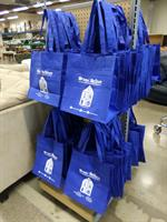 The Habitat OC ReStore offers re-usable shopping bags. Proceeds help fund the construction of affordable Habitat OC homes.