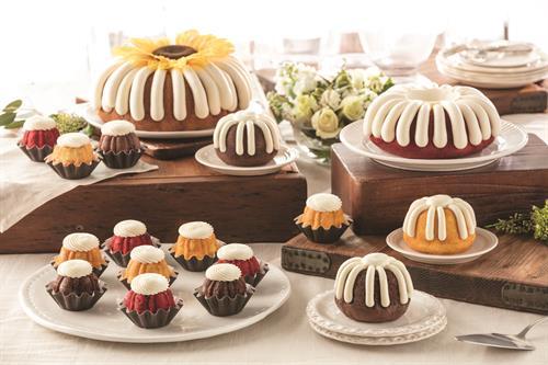 Nothing Bundt Cakes - Bundt Family Dessert Table