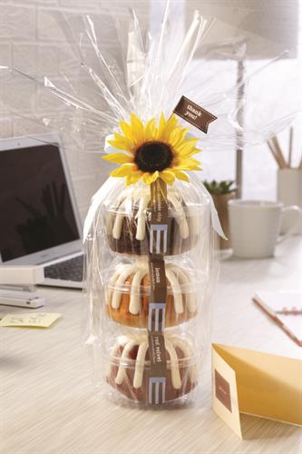 Makes Someone's Day with a Bundtlet Tower gift