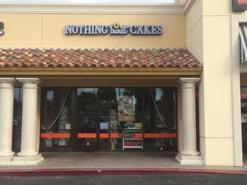 Nothing Bundt Cakes, Anaheim-Orange