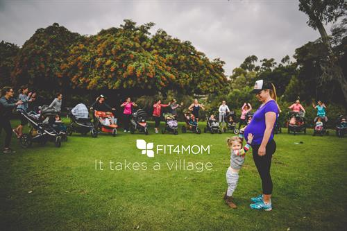 FIT4MOM--Because it takes a village!