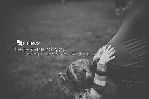 Take care of YOU, so you can take care of them!