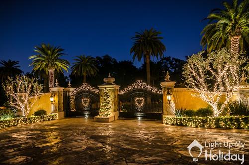 Luxury Residential Christmas Lighting