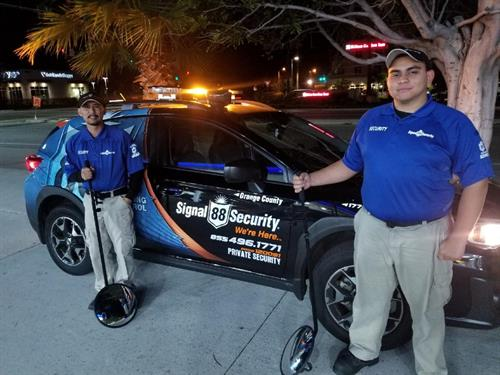 Signal 88 Security of Orange County Night Operations