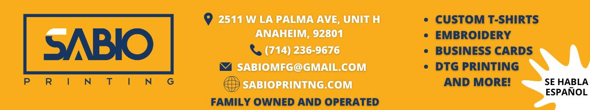 Sabio Printing LLC