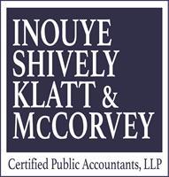 Inouye, Shively, Klatt & McCorvey, CPA's LLP - Laguna Hills