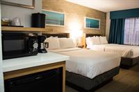 Newly renovated Double room with complimentary Wi-Fi, Complimentary parking, mini refrigerator, Microwave.