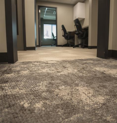 Carpet Tile and Specialty tile