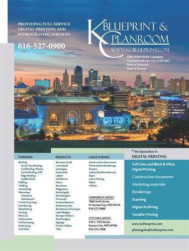List of KC Blueprints Capabilities