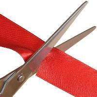 Ribbon Cutting: Norris Cylinder