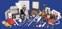 Electrical equipment, parts, supplies, lighting, tools, automation & communications products