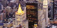 New York Life's landmark building in Manhattan.