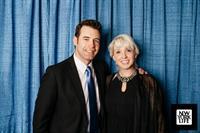 Shane Stromei & Julie Hood, at Chattanoga's Little Black Dress Event 2015