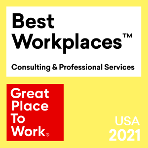 Torch Technologies Named One of the 2021 Best Workplaces in Consulting and Professional Services by Great Place to Work® for Sixth Consecutive Year