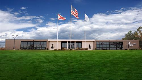 Avion Solutions' headquarters in Huntsville, Alabama