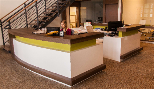 Commercial Reception Desk
