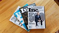 We're honored to say we've been among the great companies on the Inc 500 list 4 times now!