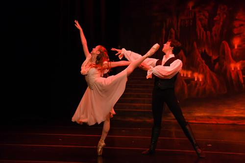Phantom of the Ballet