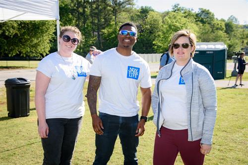 2019 Kidney Walk New York Life Volunteers