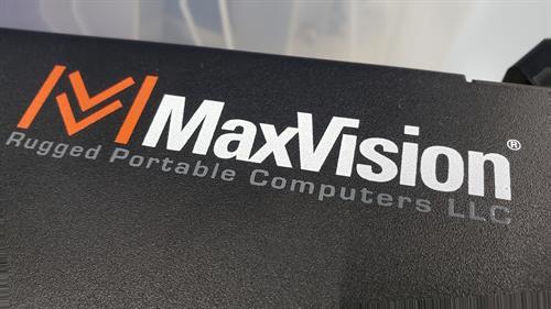 MaxVision System Logo