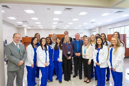 Calhoun Community College Cuts Ribbon For New Dental Hygiene Lab
