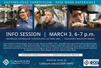 Calhoun Offers Paid Apprenticeship Opportunities
