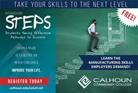 Calhoun Launches Training for Next Generation Manufacturers