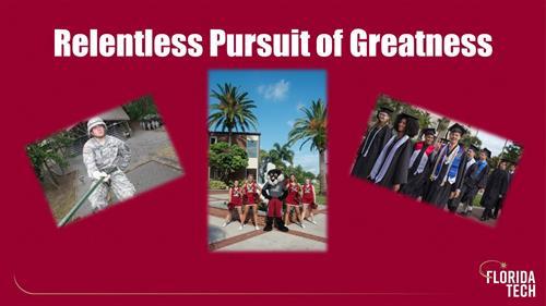 Relentless Persuit of Greatness