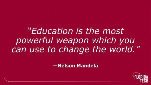 Nelson Mandlea Quote