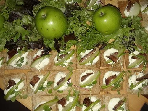 Full service catering