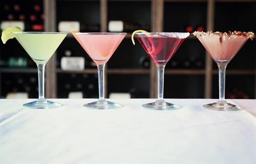 Custom Martinis