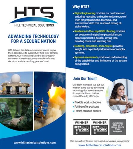 Advancing Technology for a Secure Nation