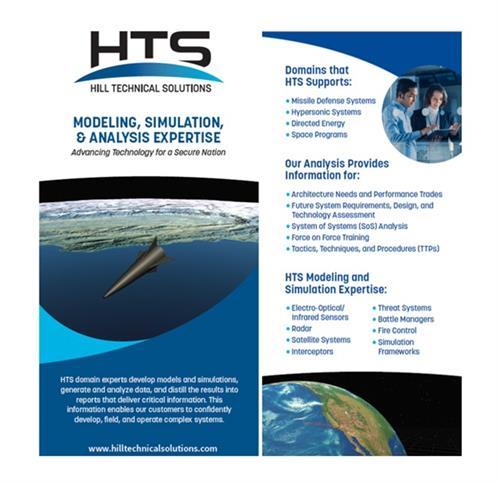 Modeling, Simulation, & Analysis Expertise