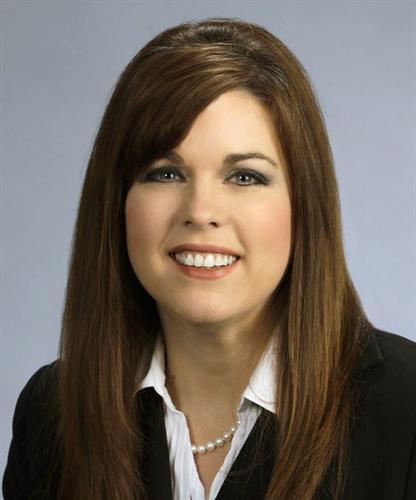 Angela McCarter, President, AGM
