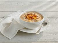 Try our delicious 'Loaded Potato' soup.