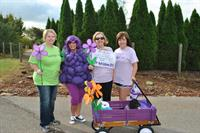 Comfort Care Hospice sponsored Alzheimer's Association Walk to Remember Sept 12, 2015