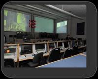 PSCA's Launch Operations Control Center
