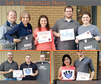 Winners of our 2016 Von Braun Puzzle Hunt