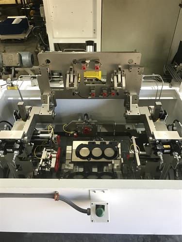 V6 Engine Block Dunk Test Machine