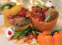 Stuffed peppers Bulgaria