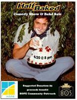 Half Baked Comedy Show & Bake Sale