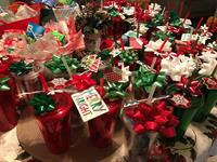 Gifts for Hospice Family Care staff - 2016
