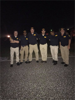Patriot Services Group, Inc. Event Security Team