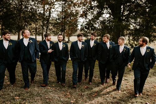 November Wedding - Love, Jules Photography