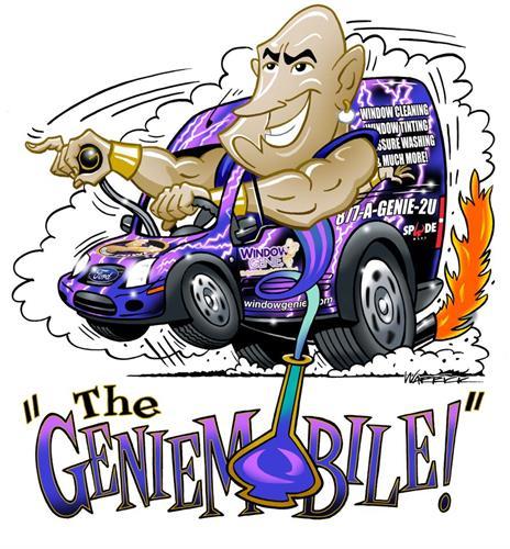 Genie 2 U