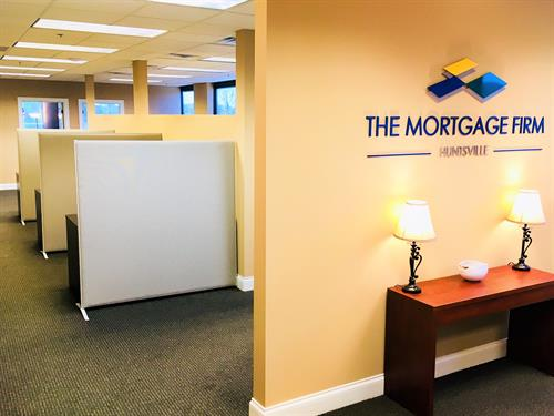 Mortgage Firm Main Entrance