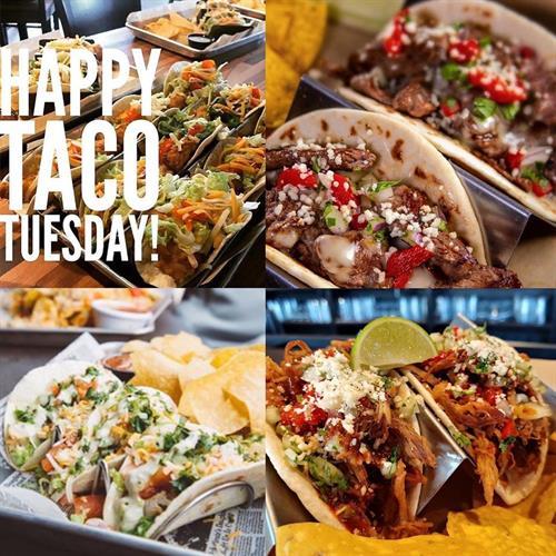 Taco Tuesday Specials!