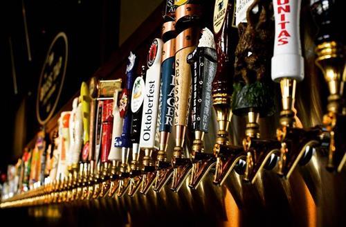 60 Craft Beer Taps